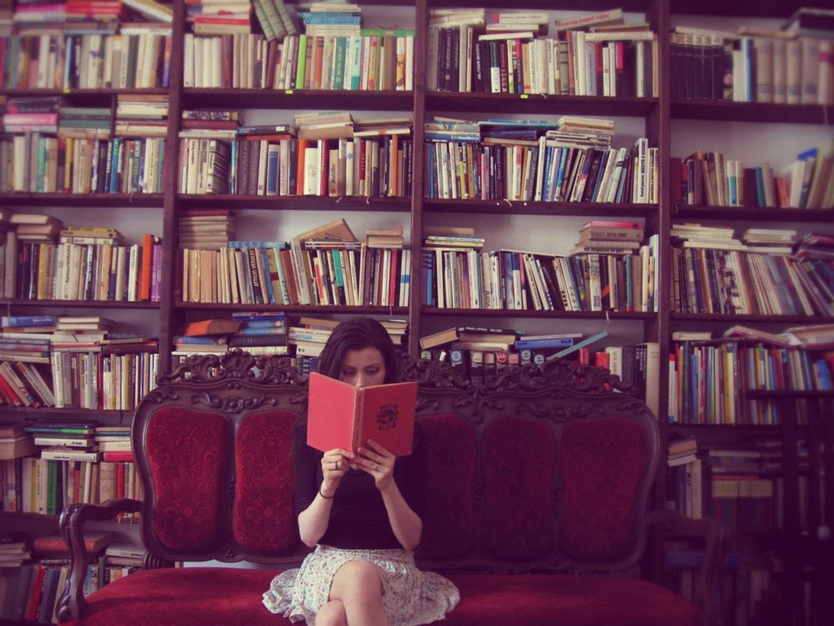 11 Eloquent Quotes For Bibliophiles