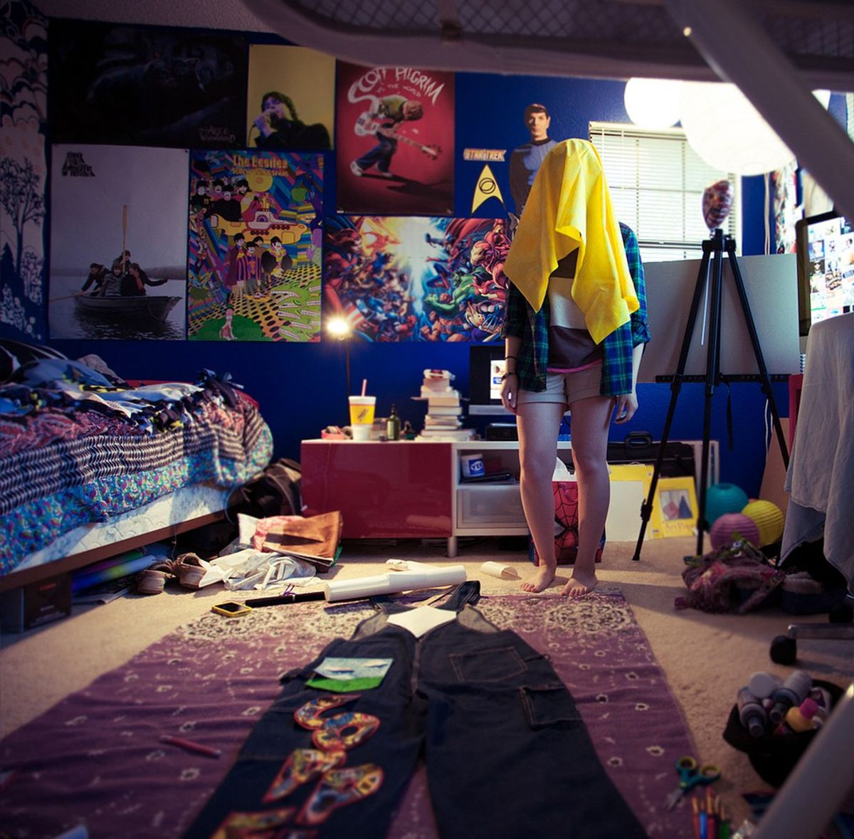 5 Thoughts While Cleaning Your Room