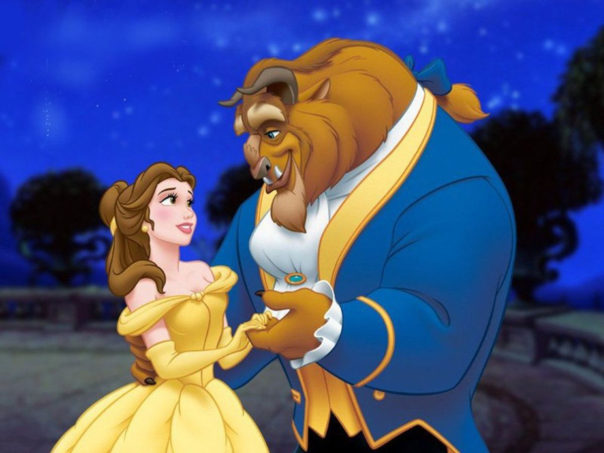 I Am A Guy And I Love 'Beauty And The Beast'