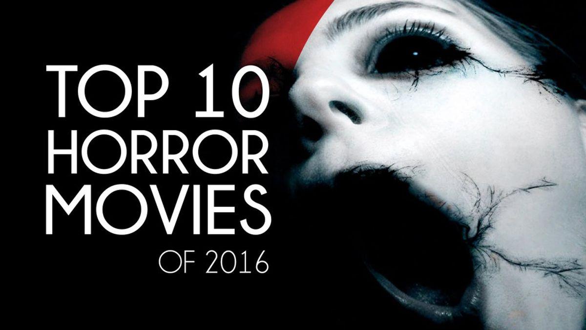 Why I Don't Enjoy Scary Movies