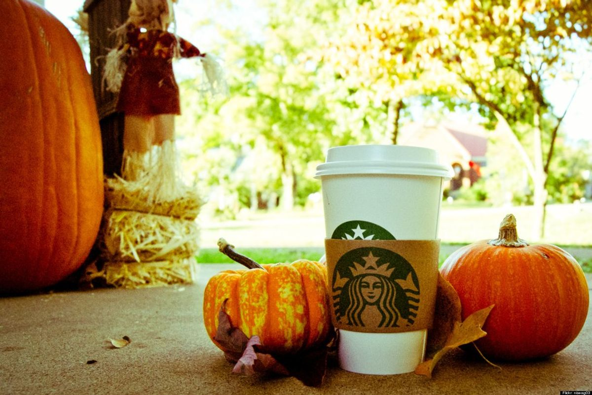10 Secret Fall Starbucks Recipes
