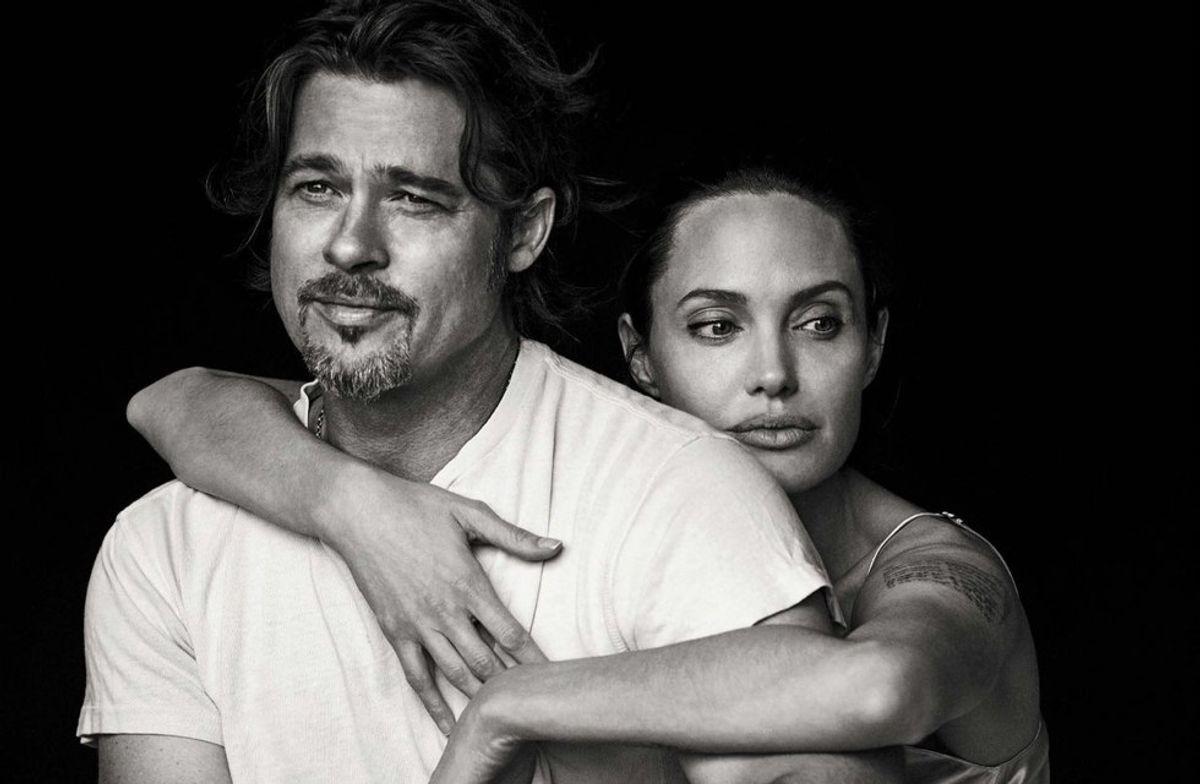 Brangelina: Jolie vs. Pitt