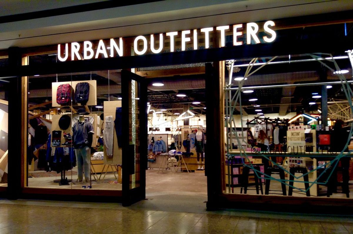 My Love/Hate Relationship With Urban Outfitters