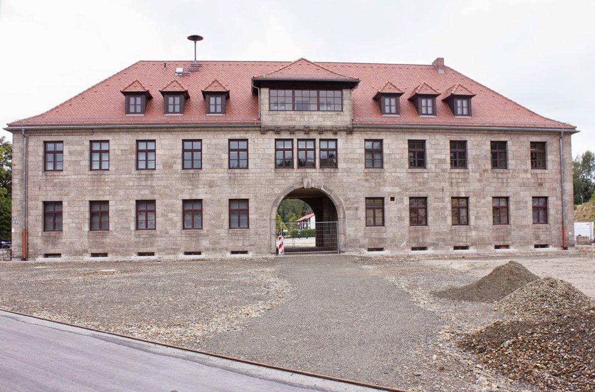 Visiting Flossenbürg Concentration Camp