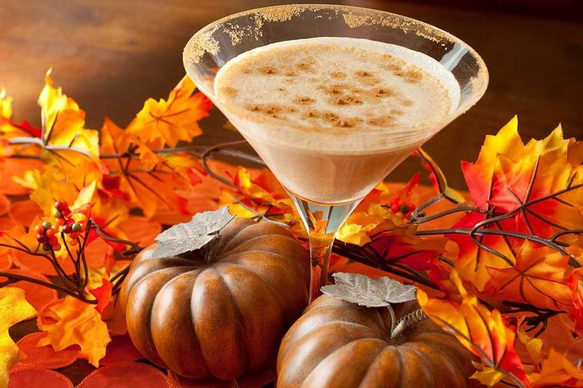 15 Fantastically Fall Cocktails You Need To Try