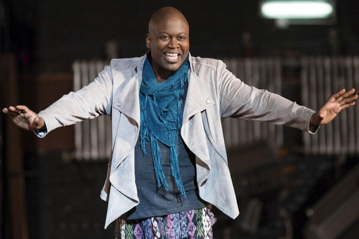 8 Reasons Why We Love Titus Andromedon