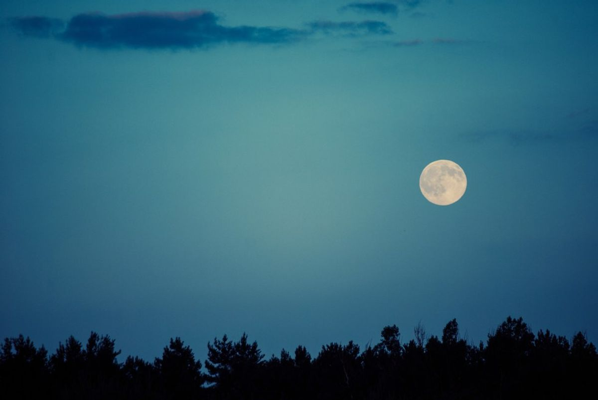 The Moon Is Not Just a Rock
