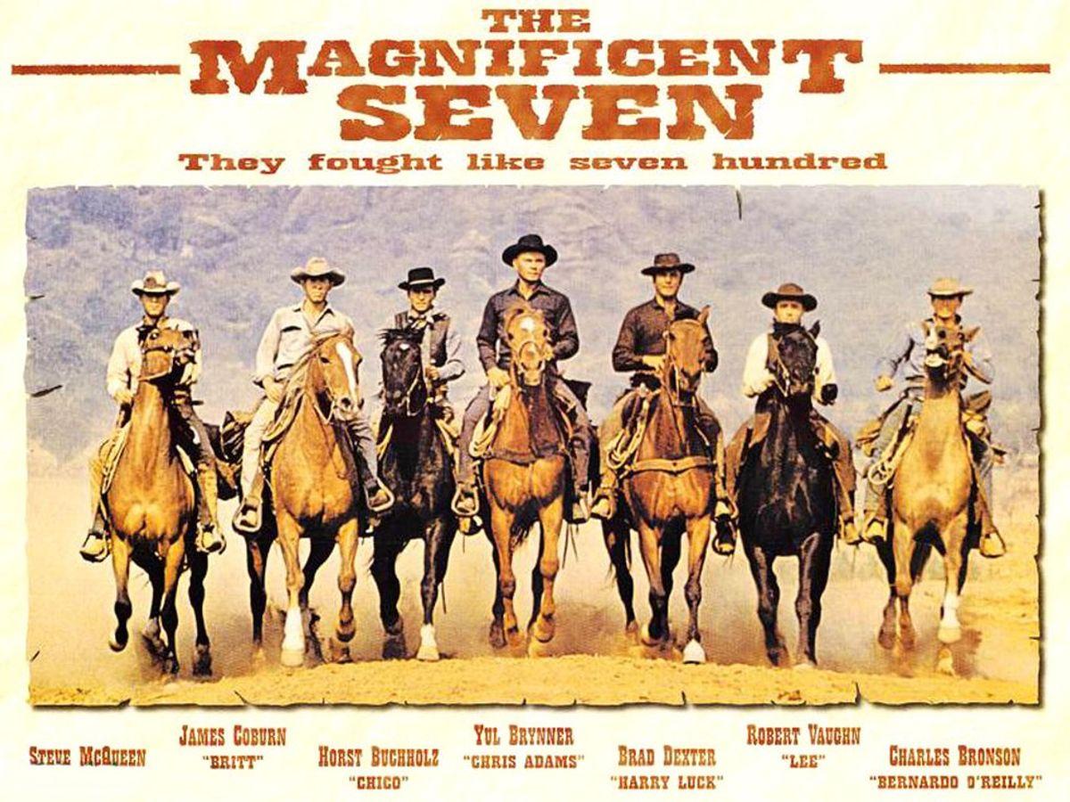 Magnificent Seven Film Review