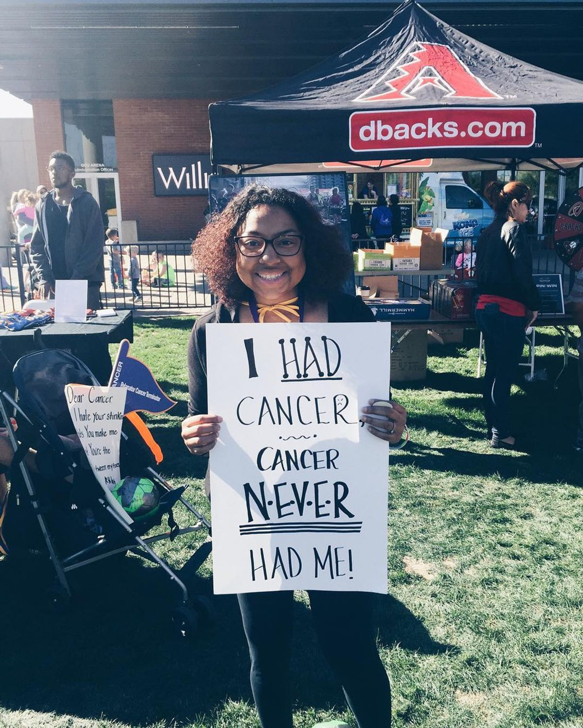 The Truth About Being A Cancer Survivor