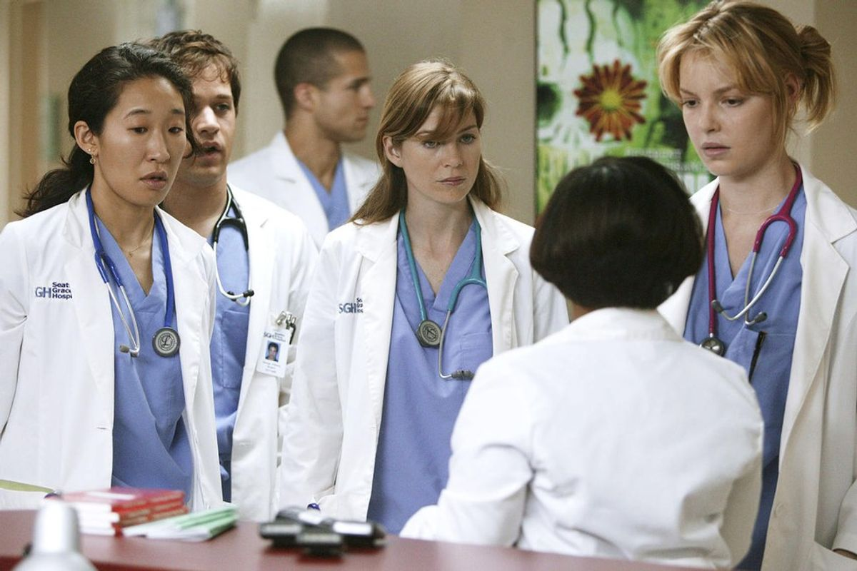 9 Signs You Live With A Nursing Major