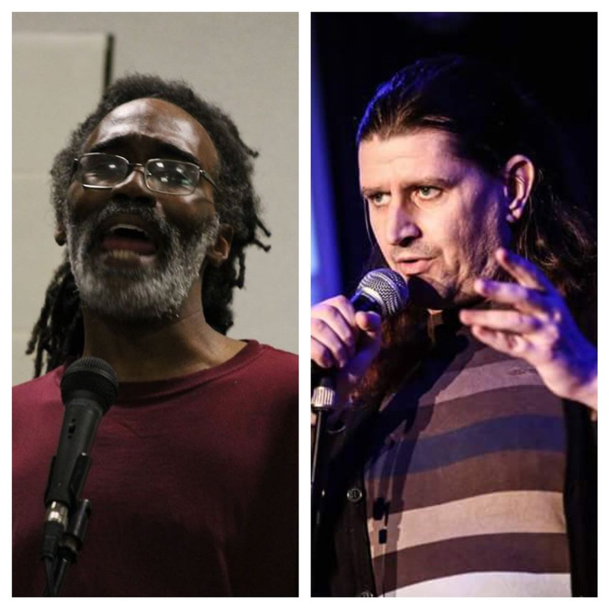 Poets of the Week: Billy Tuggle and Stefan Gambrell
