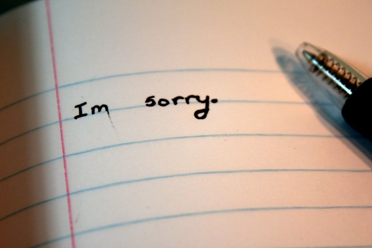 Why Asking For Forgiveness Is So Important