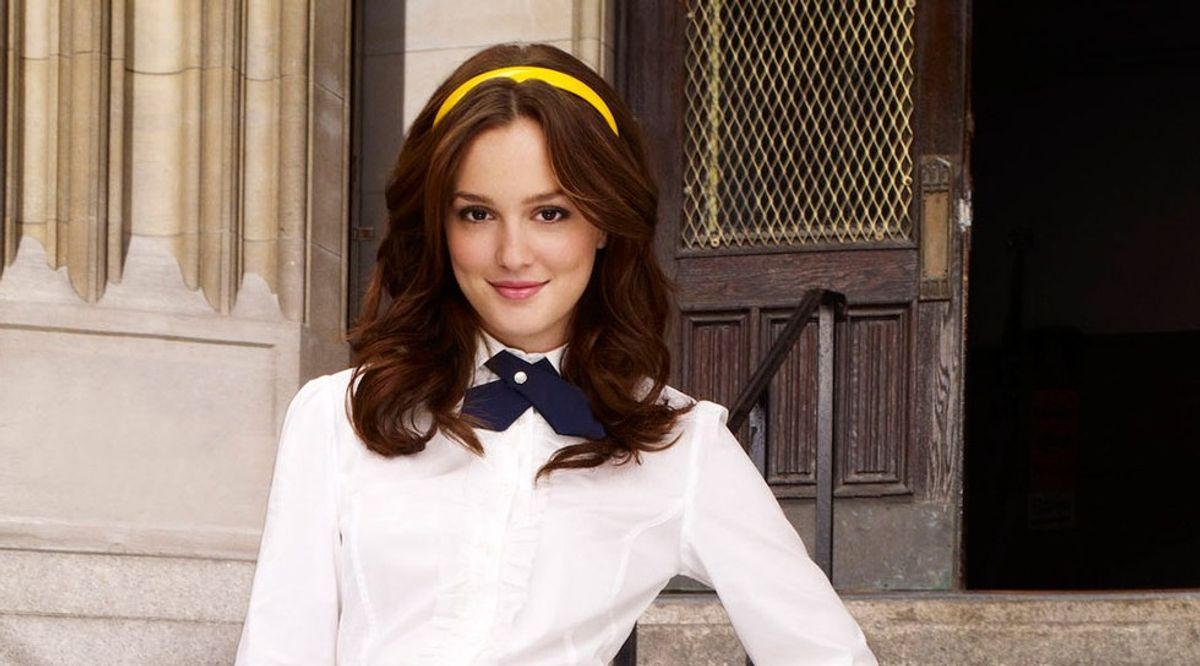 12 Essential Life Lessons As Taught By Blair Waldorf