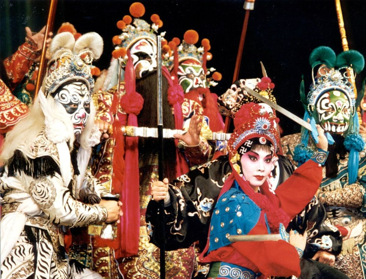 Coker College's Chinese Performing Arts Show