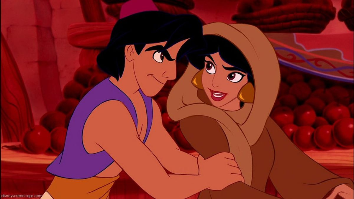 Disney And Gender Roles