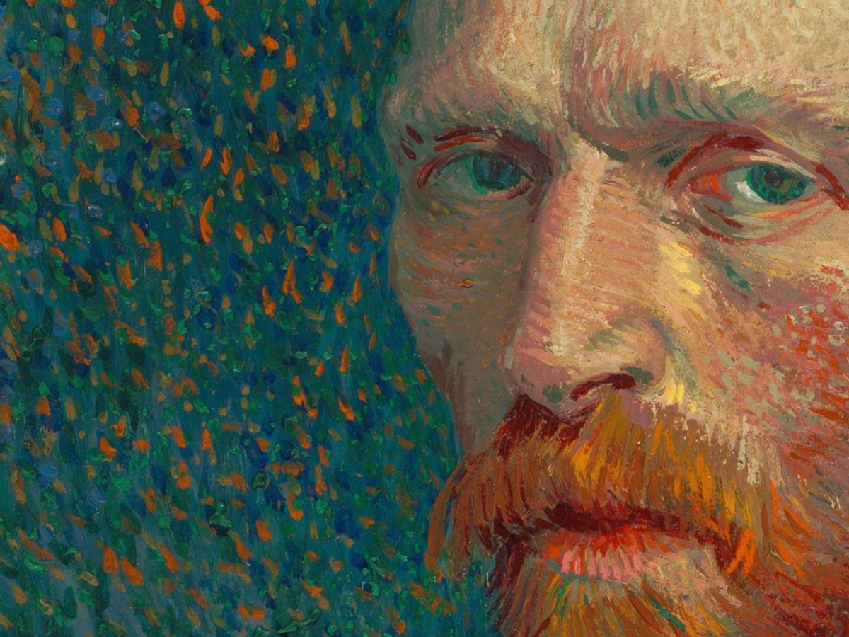 Vincent Van Gogh And The Modern Artist