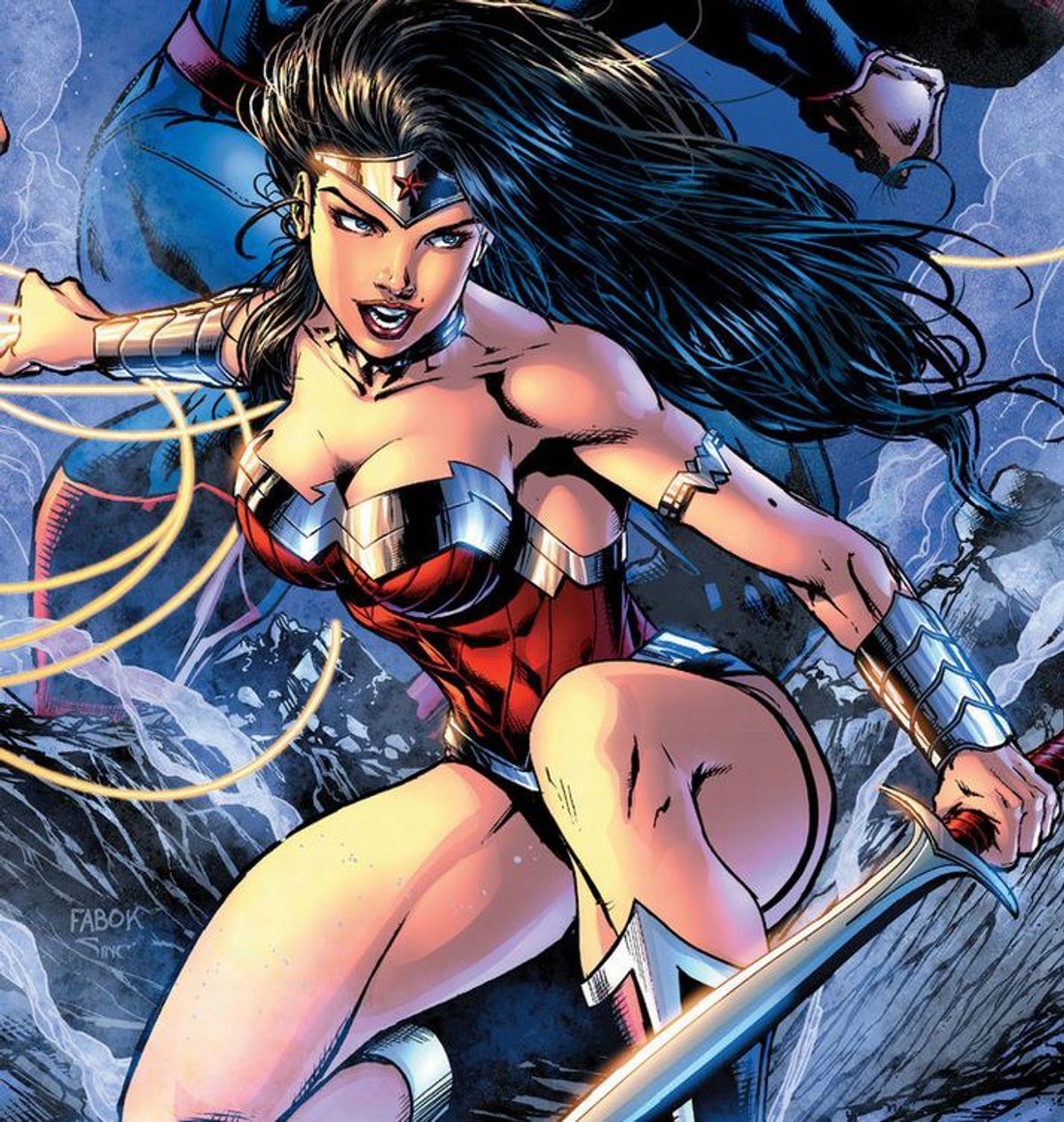 Wonder Woman: The ID, The Ego, And The Superego