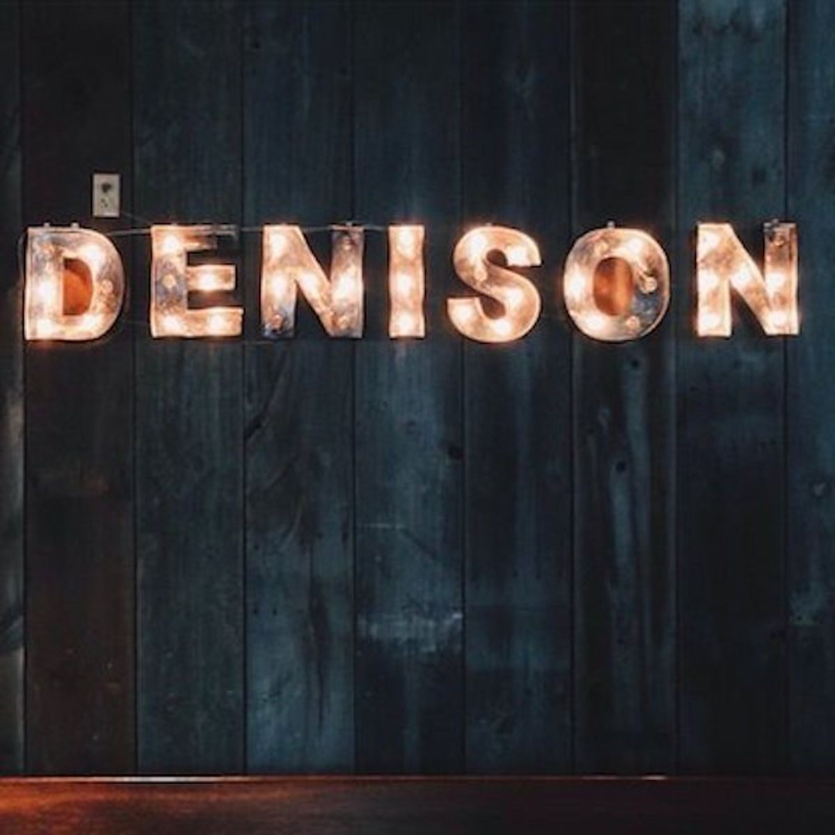 Not Another Love Letter to Denison
