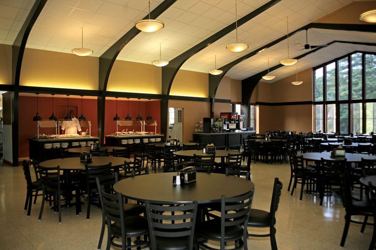 Dining Hall Hacks