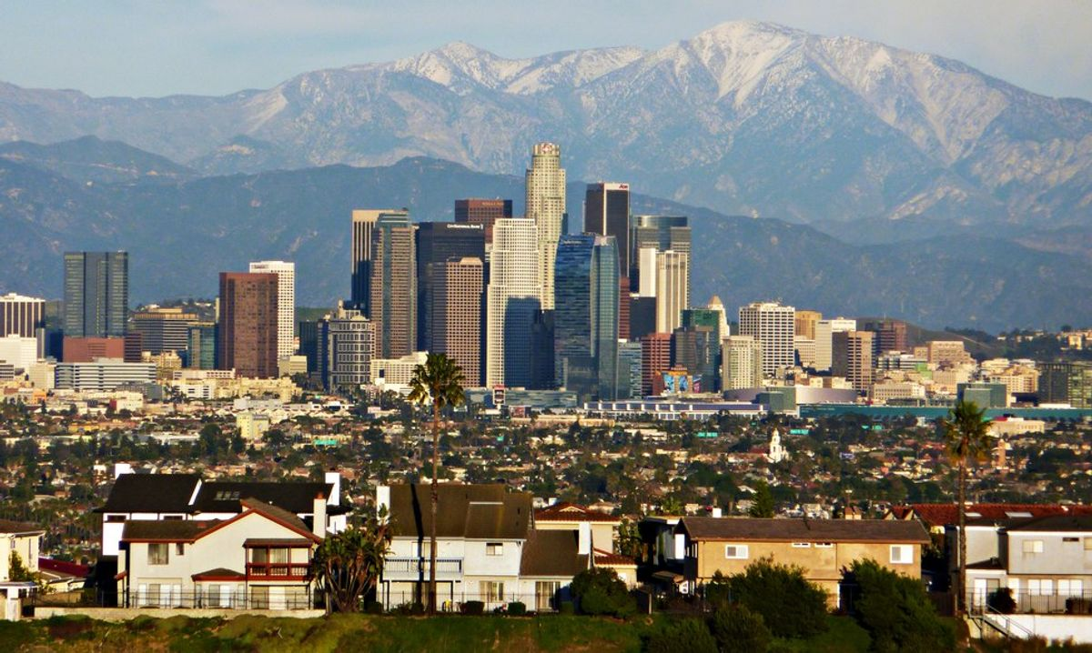 12 Signs You're From Los Angeles