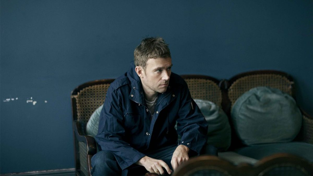A 10 Album Introduction To Damon Albarn
