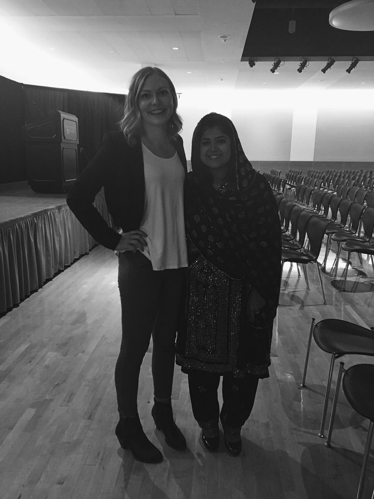 Remember Who You Are: Khalida Brohi Speaks At WSU