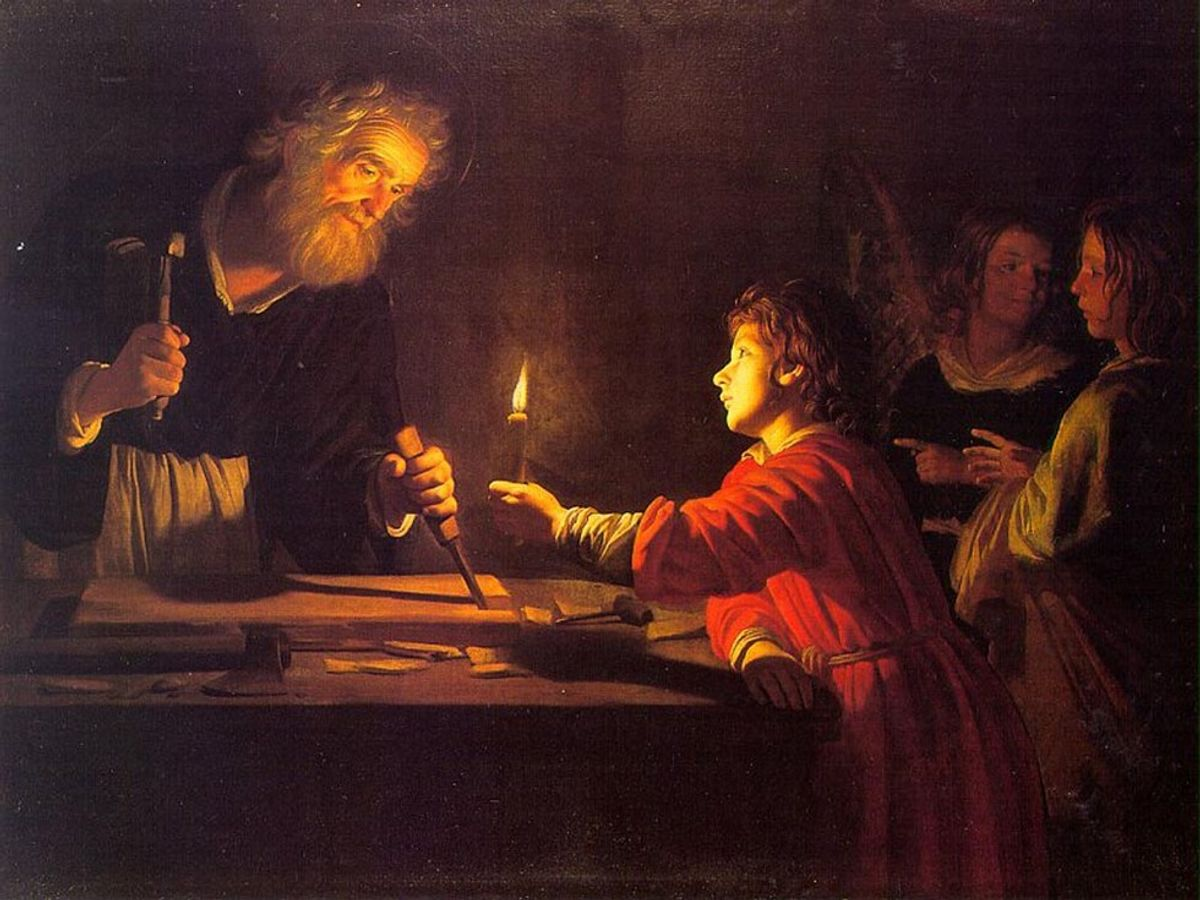What Happened To Joseph, Father of Jesus?