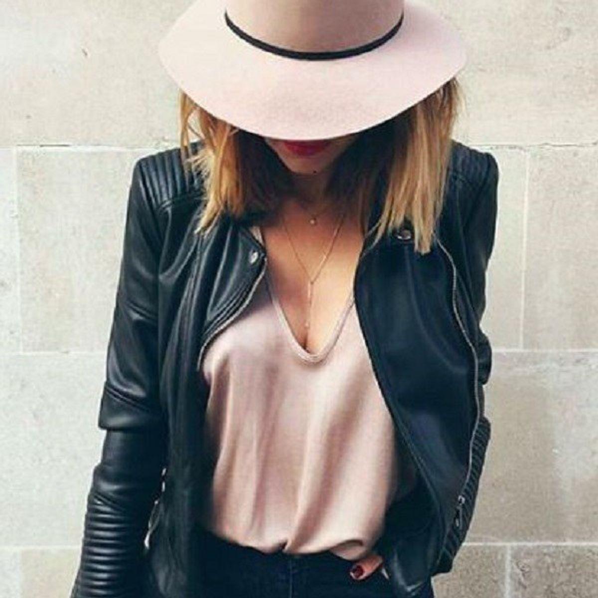 5 Ways To Wear Pink When You Love Black