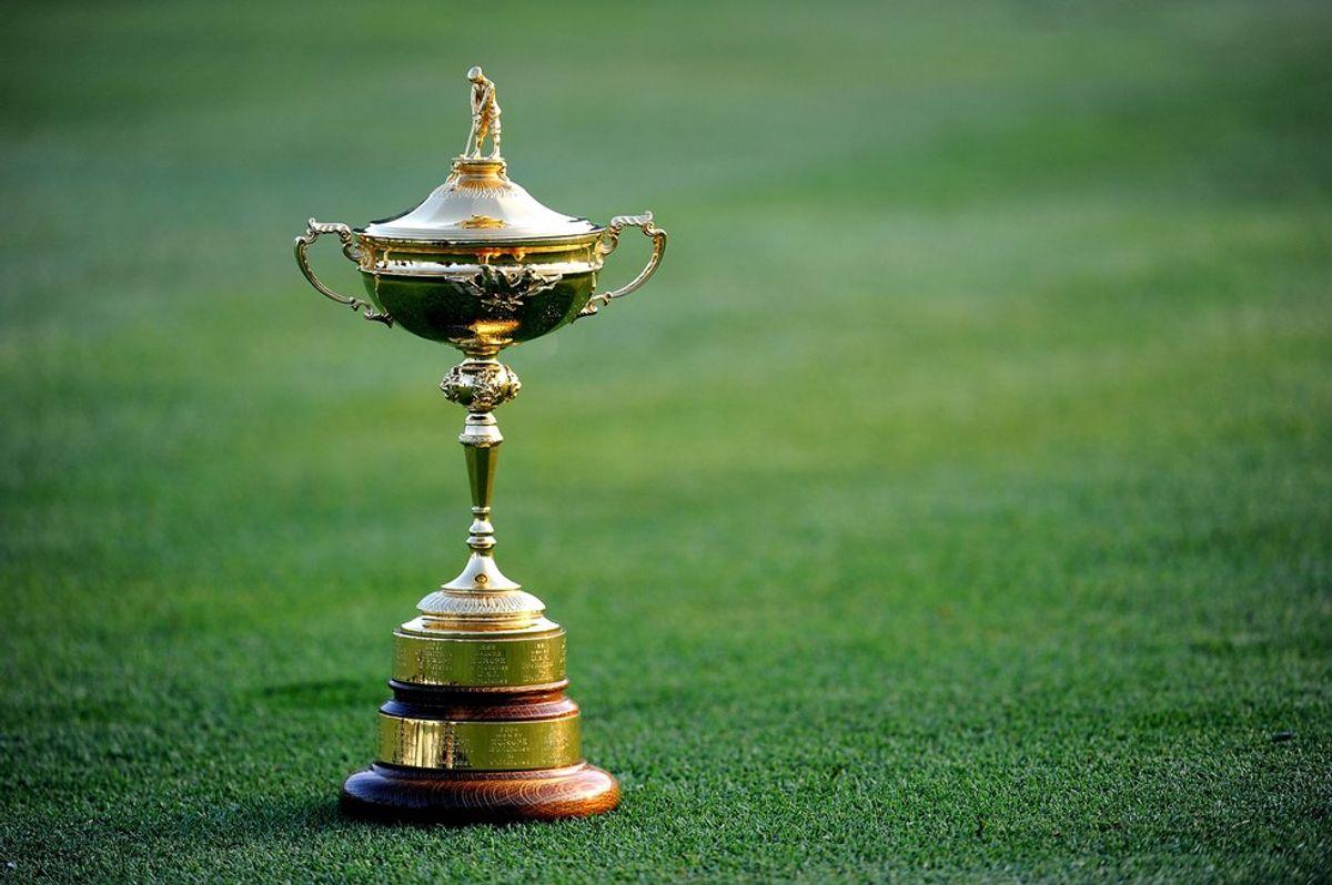 Ryder Cup 2016; USA Breaks Through