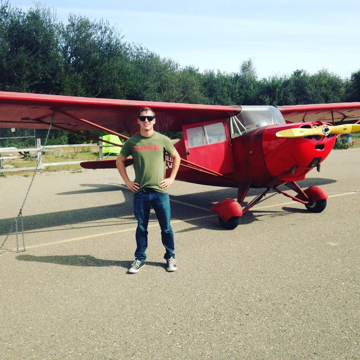 Why Flying A Plane Is The Ultimate Adventure