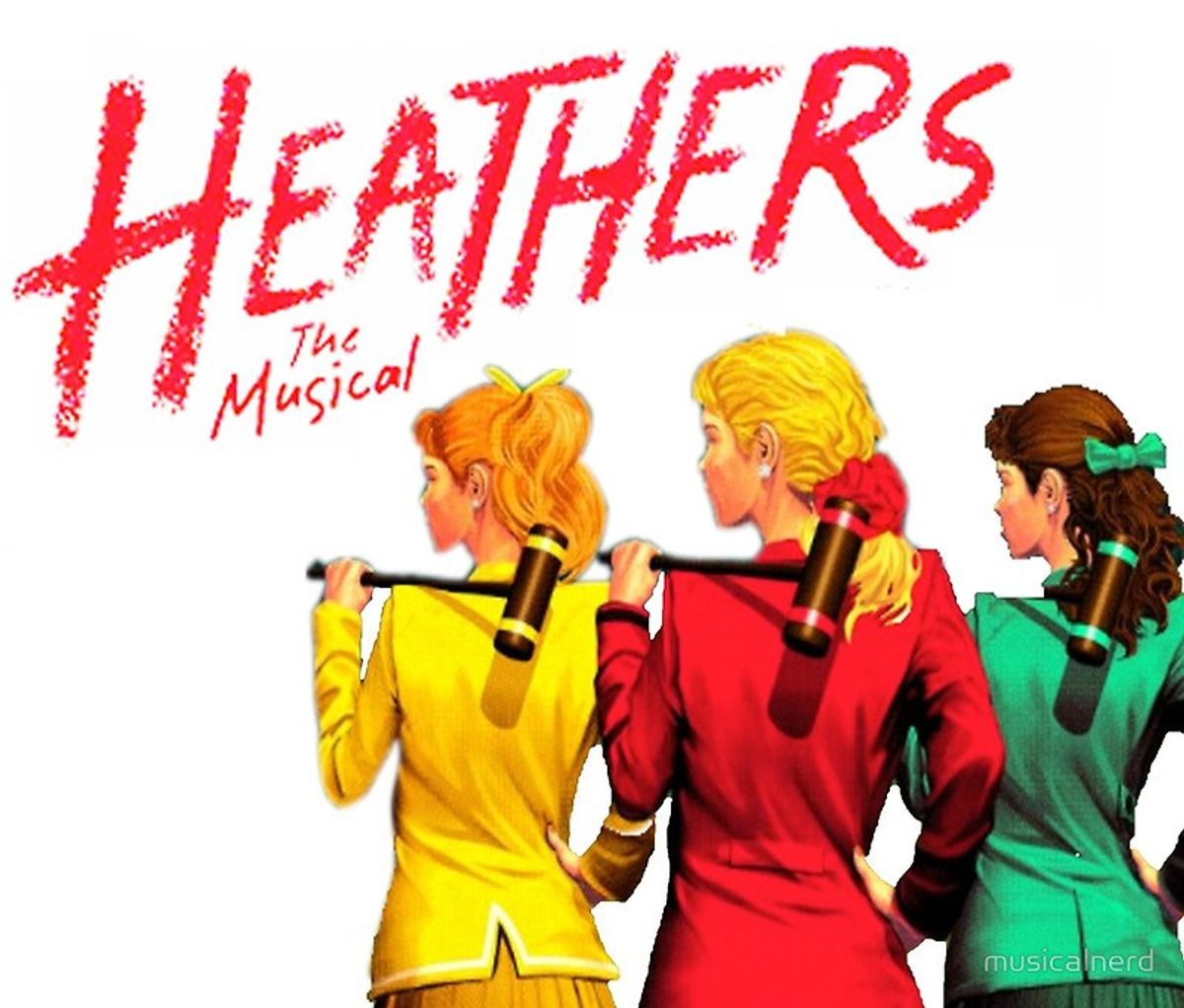 What Heathers: The Musical Teaches People