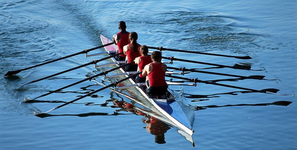 7 Reasons Why You Should Try Rowing