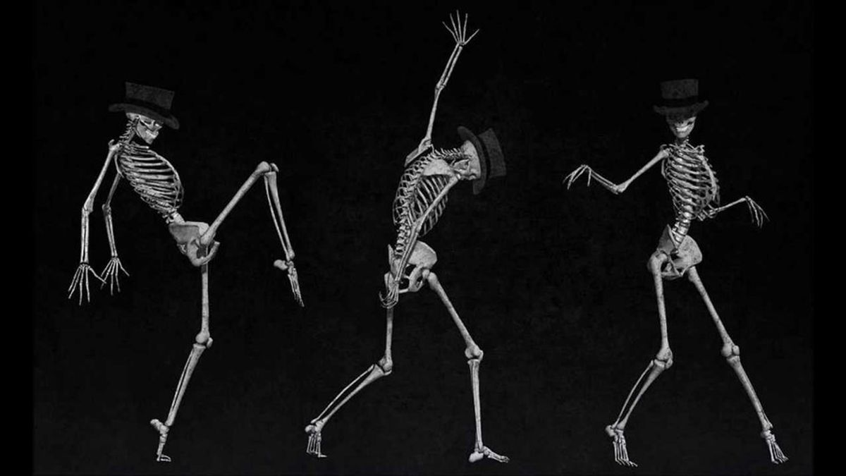 10 Skeletons Who Are Ready For The Skeleton War