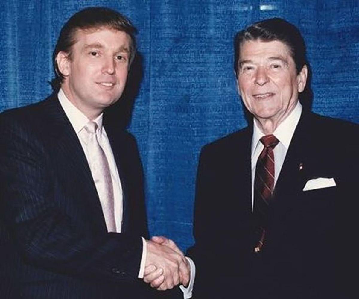 Remembering Reaganomics: IT DIDN'T WORK!