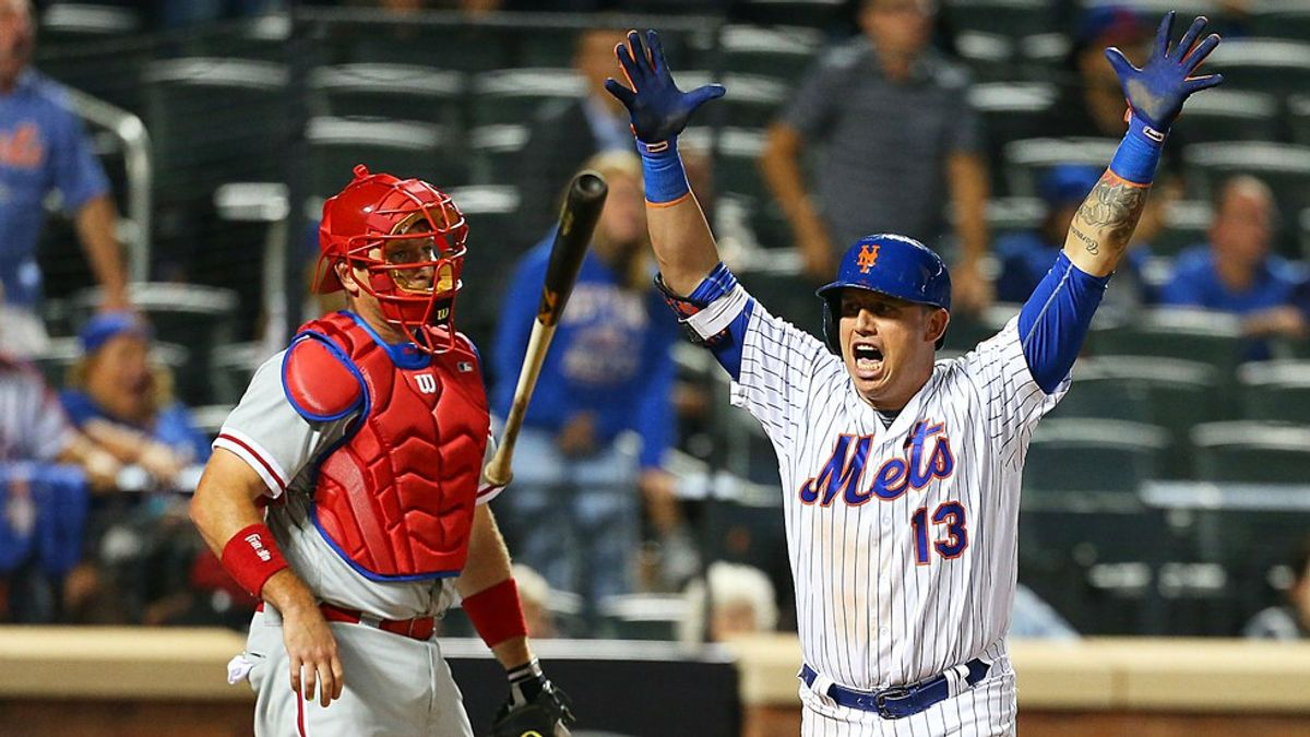 The Mets Just Clinched... Now Who Is Playing?