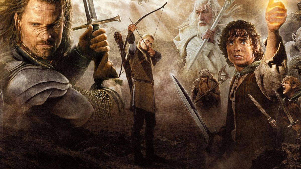 Why is Lord of The Rings So Popular?