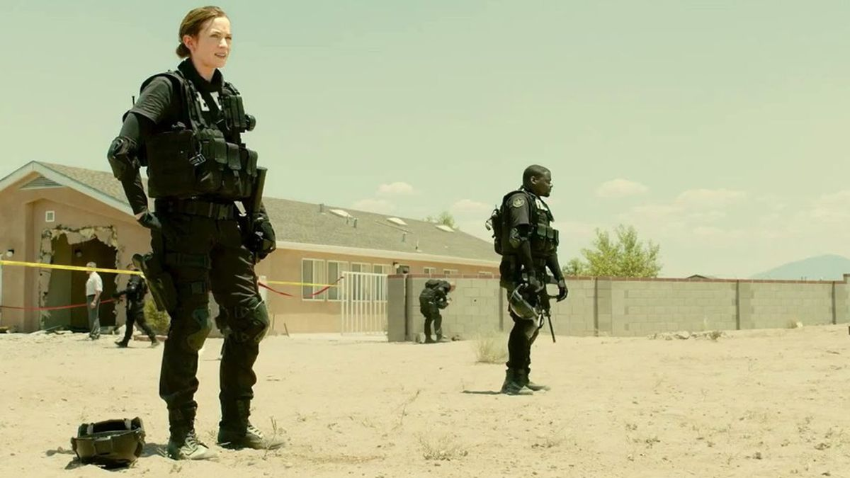 Review: In 'Sicario,' There Is No Black And White.