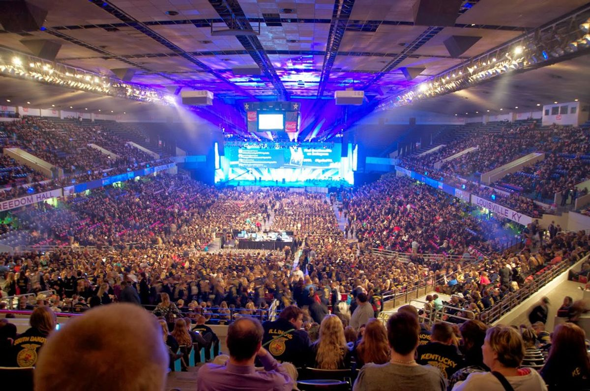 8 Tips for National FFA Convention