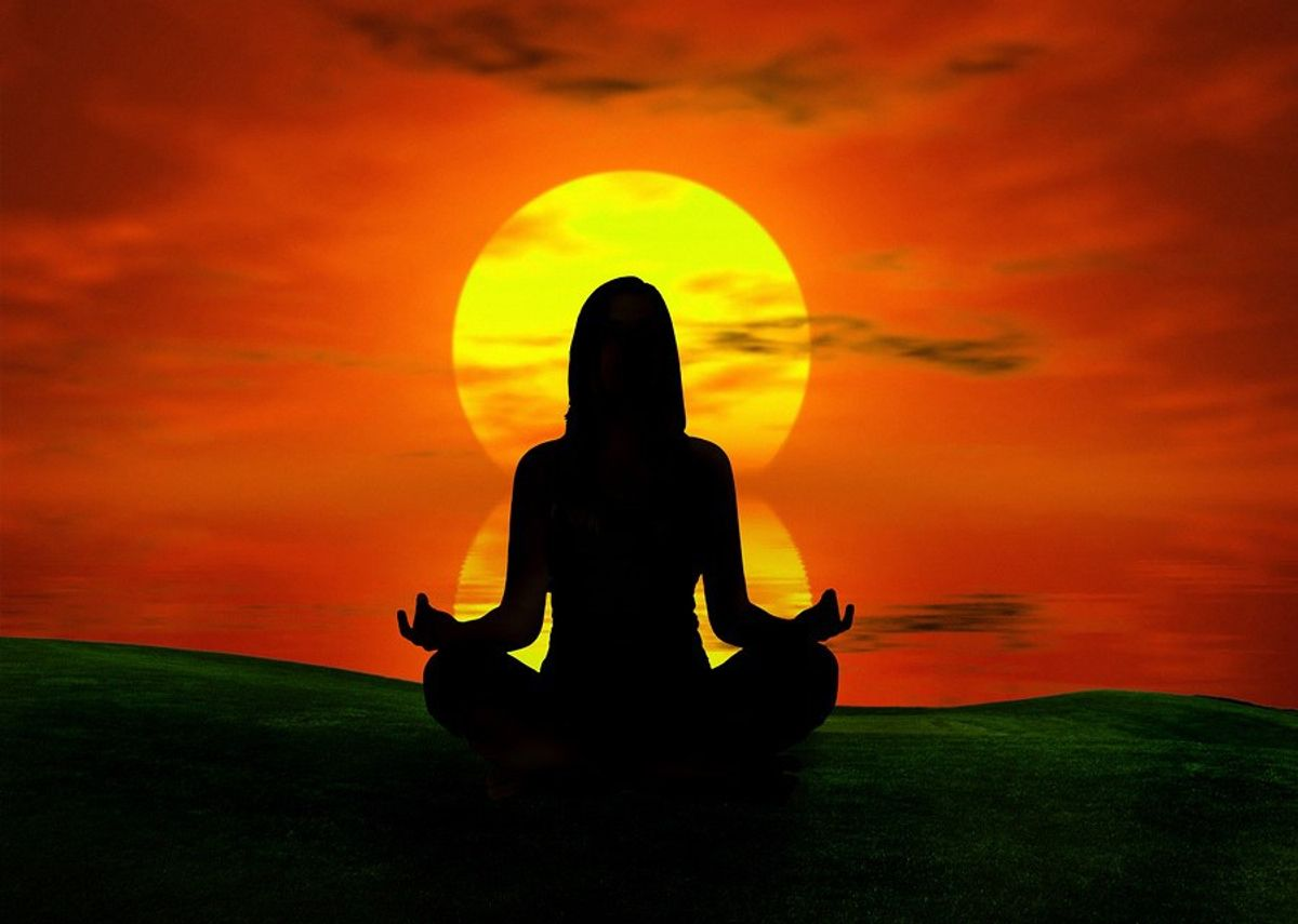 3 Ways To Meditate The Stress Away