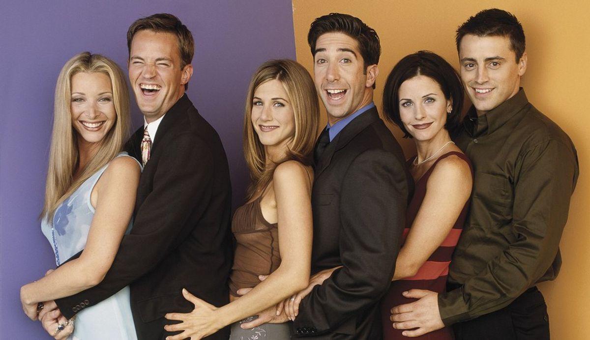 The Wonderful World Of 'Friends'