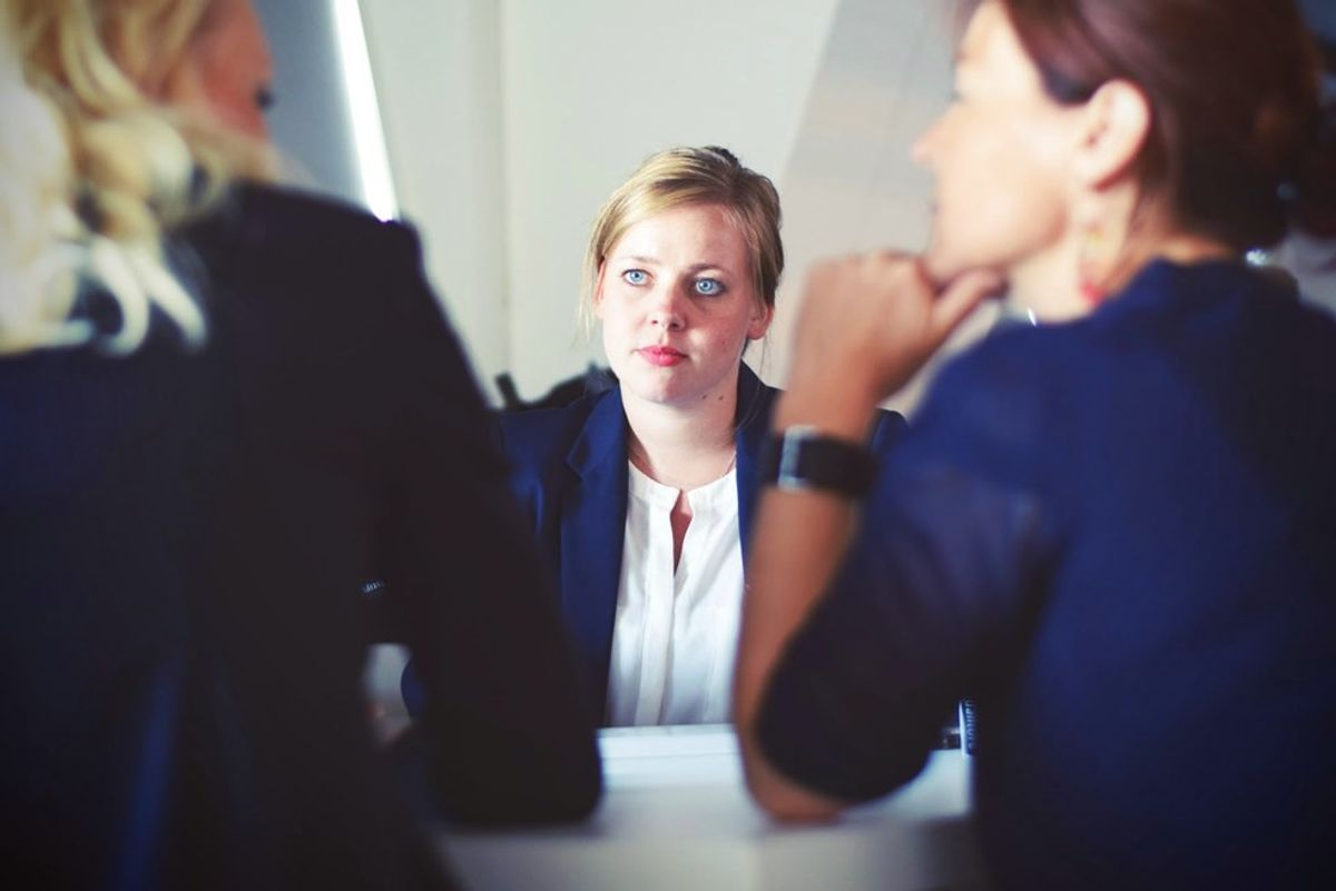7 Reasons Why Women Can't Be Leaders