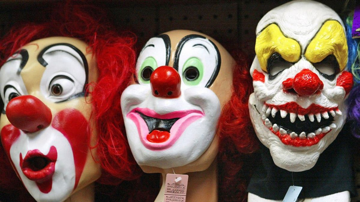 Creepy Clowns: Dangerous Or Harmless?
