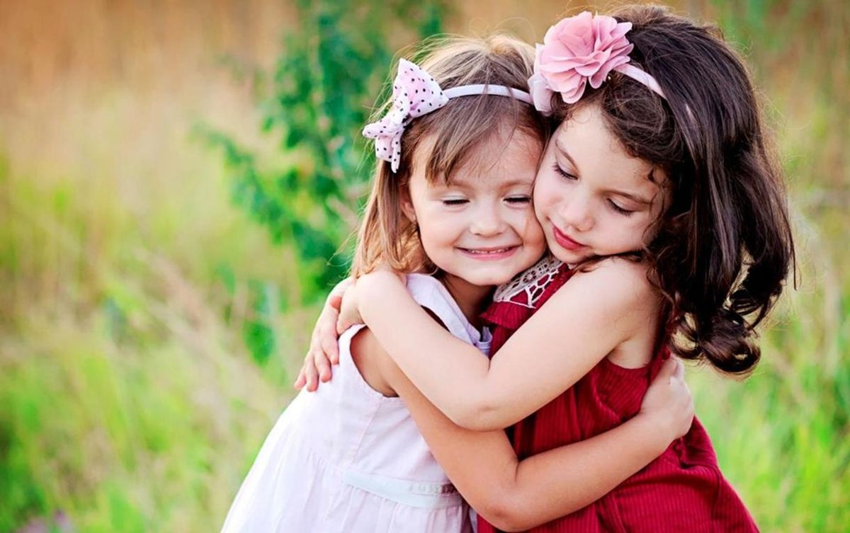The Scientific Reason You Need To Hug Someone Today