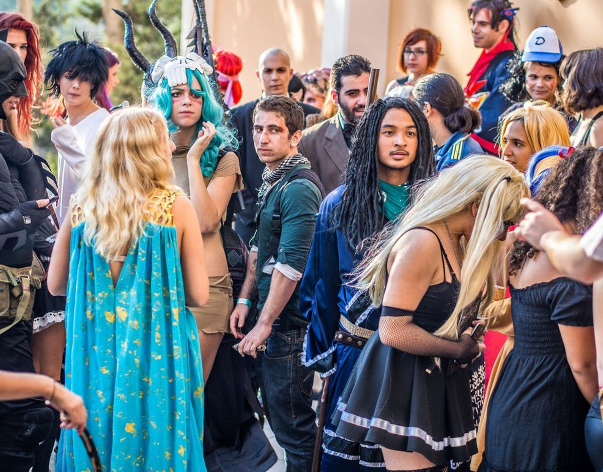 We Need To Talk About Diversity In Nerd Culture