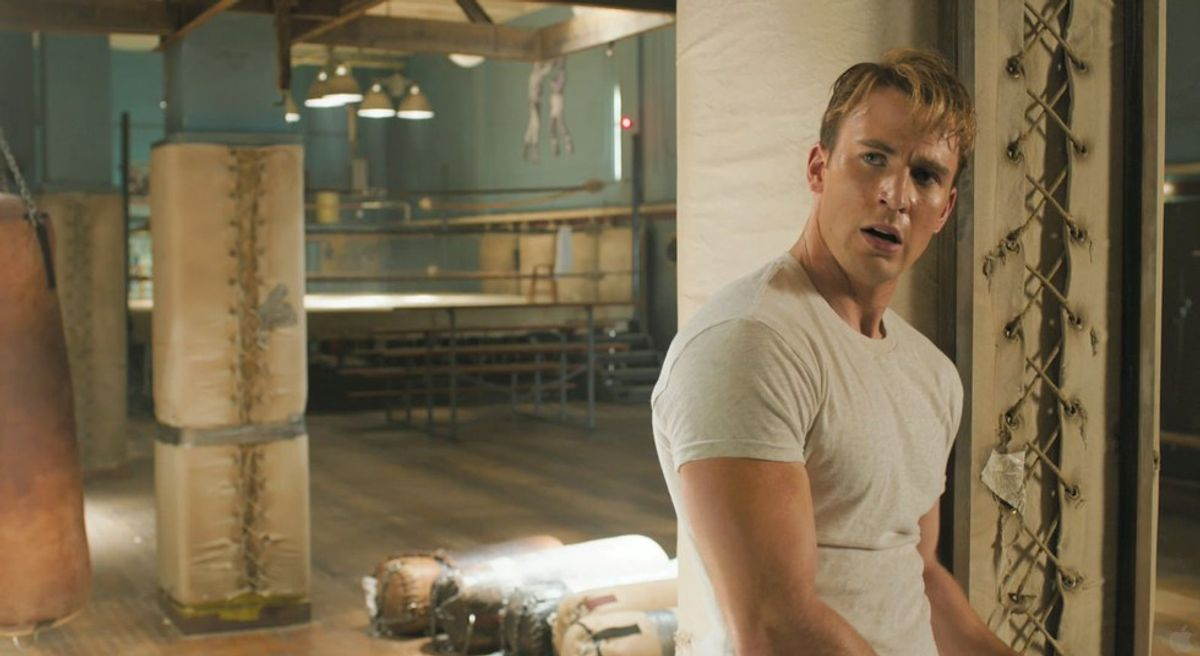 Why I've Learned So Much from Steve Rogers