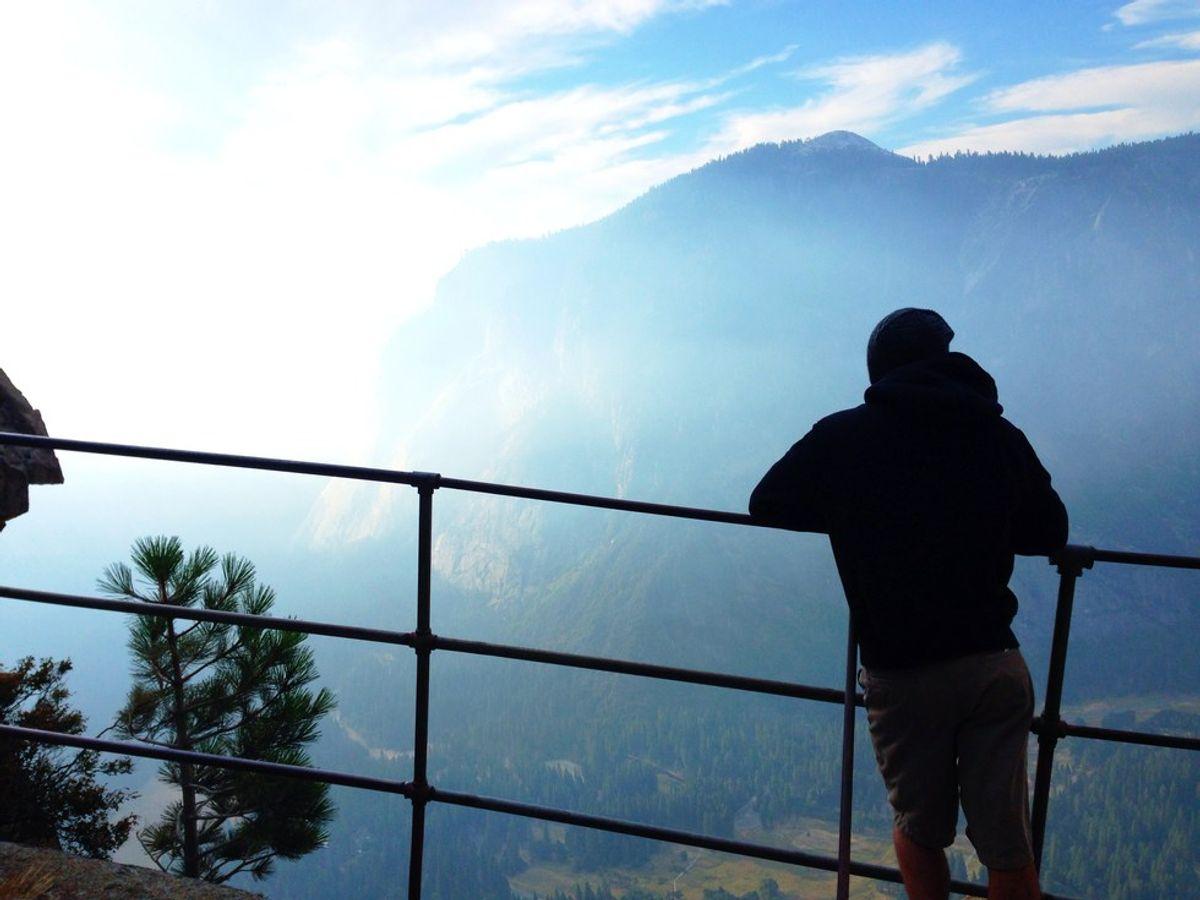 When Life Tells You To Take a Hike, Head to Yosemite