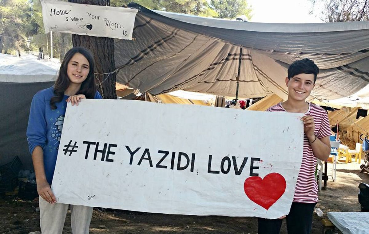Yazidi Love, And The Importance Of Faith And Community In The Face Of Unimaginable Persecution