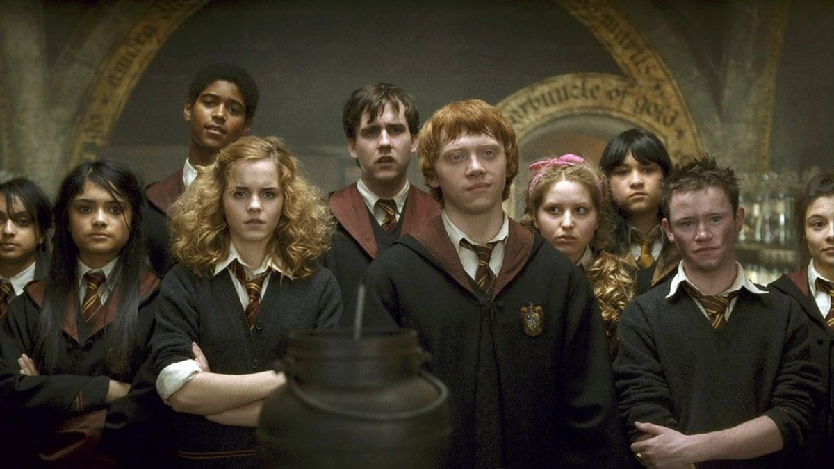 """The Many Stages of Midterms, As Told By """"Harry Potter"""""""