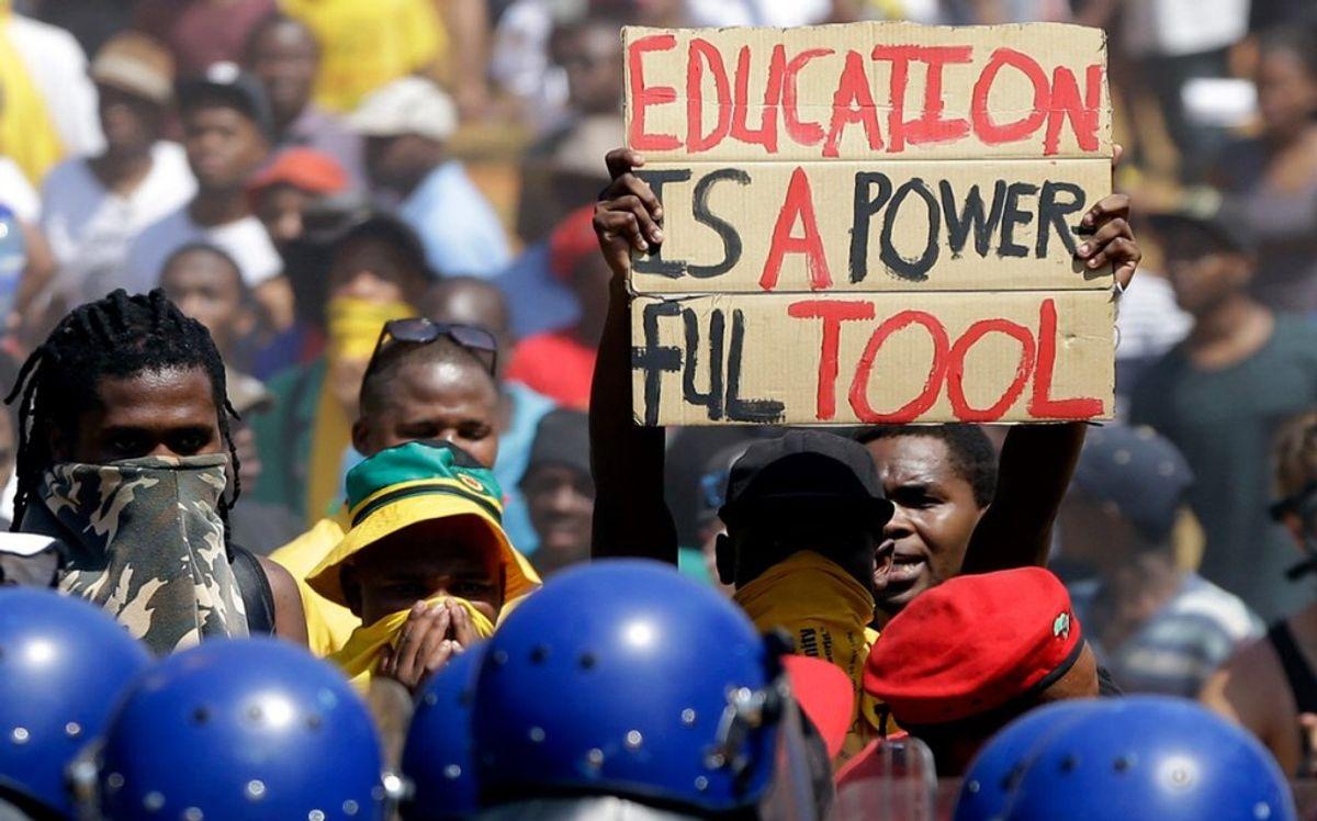 Public Schools To Discontinue English Classes