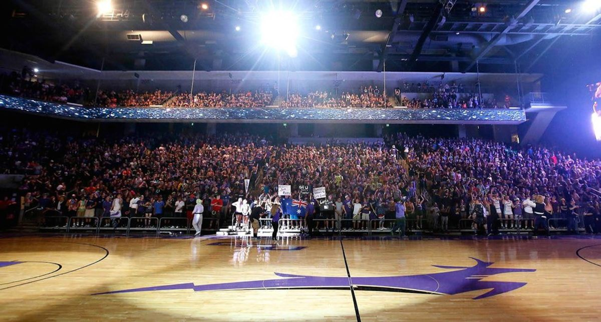Midnight Madness Displays The Hype Surrounding GCU Basketball